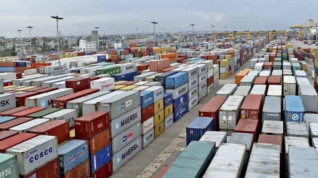 Chittagong Sea Port