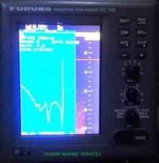 FE-700 Echo sounder