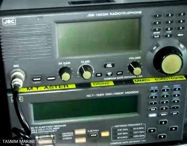JRC JSS-296GM