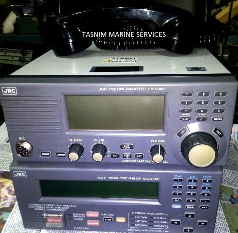 JSB-196GM Radio