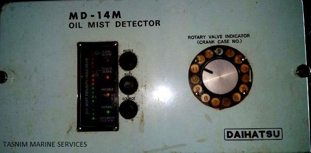 Oil Mist Detector MD-14M