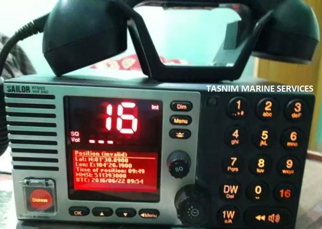 Sailor RT-5022 VHF DSC
