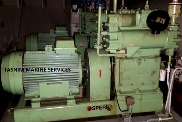 Sperre Air Compressor HV2/200