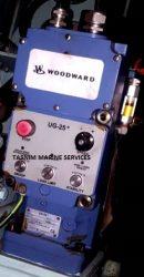 Woodward UG-25+