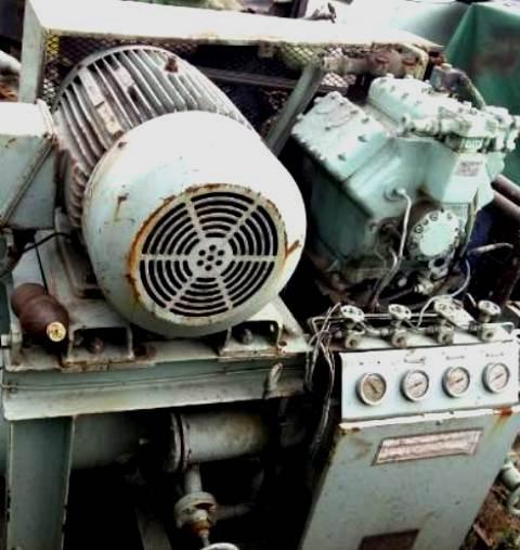 Bock F16/1751 Compressor
