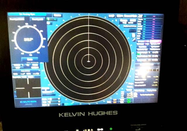 Kelvin Hughes Radar