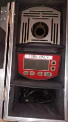 TEMPERATURE KELIVINATOR
