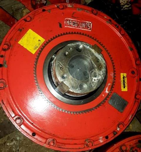 HAGGLUNDS MK 63 16300