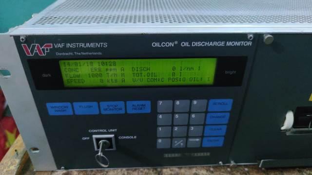 VAF OILCON OIL DISCHARGE MONITOR