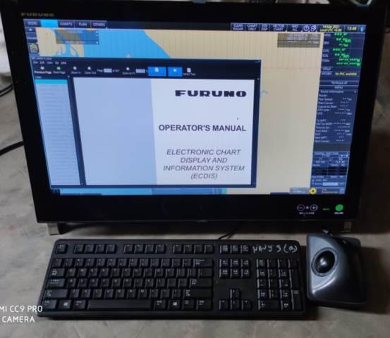 ECDIS FMD-3100
